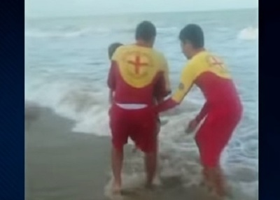Brasil: Joven muere luego de ser atacado por tiburón
