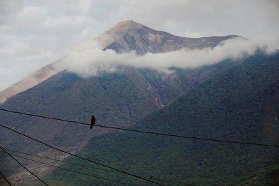 Guatemala: Reportan nueva actividad eruptiva en volcán