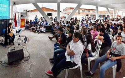 Berta Rojas prepara décima edición de su gira estudiantil