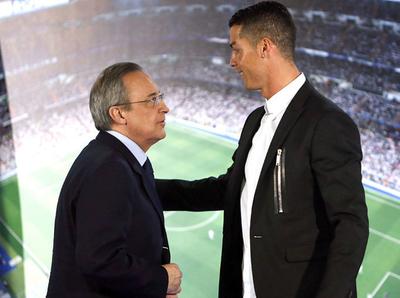 Se complica la continuidad de CR7 en Real Madrid