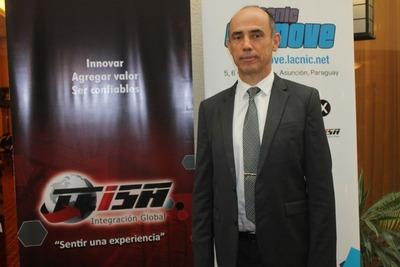 """""""Necesitamos apostar más al desarrollo de contenido local para dar impulso a la economía"""", señaló Jaime Egüez"""