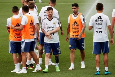 Grupo D: Argentina