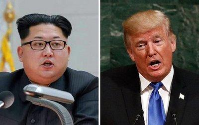 Kim llega a Singapur para cumbre con Trump