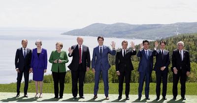 Trump abandona el G-7 sin apoyar declaración final