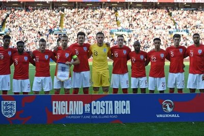 Grupo G: Inglaterra