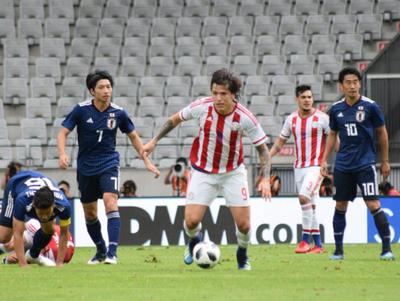 Paraguay y otra pobre exposición