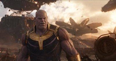 """""""Infinity War"""", cuarta película que supera los 2.000 millones en taquilla"""