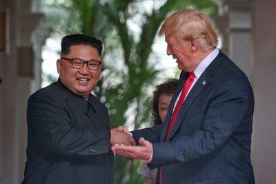 """OTAN celebra """"histórica"""" cumbre de EE.UU. y Corea del Norte"""