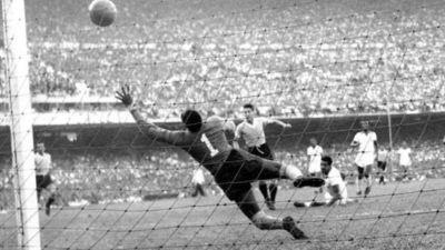 La primera gran frustración futbolística de Brasil