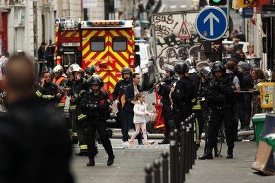 París: Liberados rehenes y detenido secuestrador