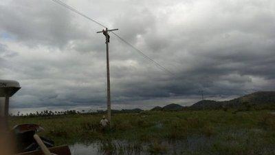 Alto Paraguay: Reponen electricidad tras más de 48 horas