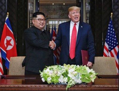 Kim acepta la invitación de Trump para visitar EEUU