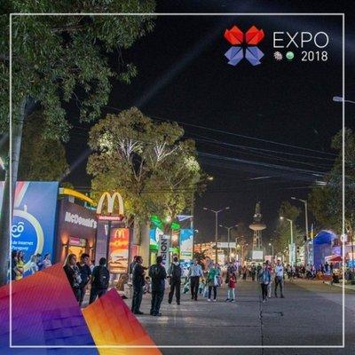 Anuncian muchas novedades para la Expo 2018