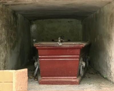HOY / Robo en Cementerio del Este: extraños ingresan de noche, admiten