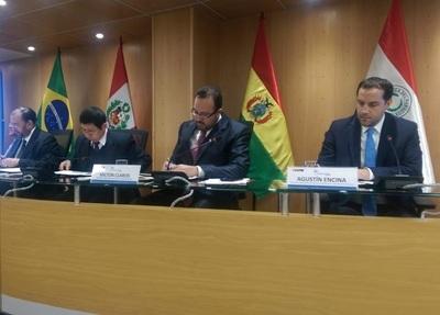 En Lima aprobaron reglas de fomento para el tren bioceánico