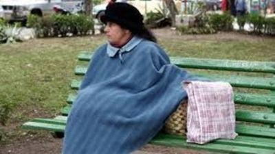 Fría mañana de domingo
