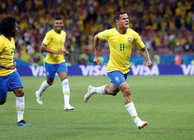 Brasil fue una decepción: empató 1 a 1 con Suiza