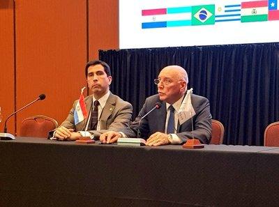 Culmina cumbre de cancilleres del Mercosur