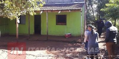 AHORA: HOMICIDIO EN BARRIO LA AMISTAD DE CAMBYRETÁ