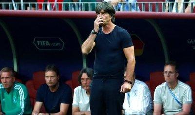 Löw: Perder en el primer partido es decepcionante