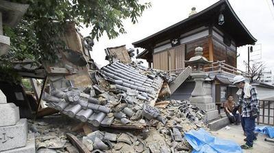 Luego de potente terremoto en Japón no hay paraguayos entre las víctimas