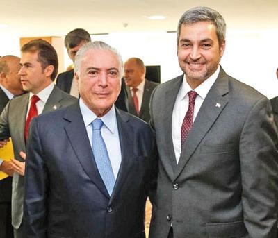 "¿Por qué la presidencia del Brasil es ""pelota tatá"" cuando viaja Temer?"