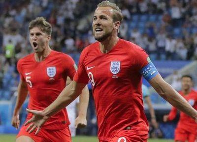 Debut victorioso para Inglaterra en el Mundial