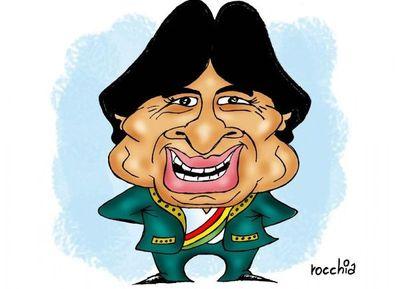 Evo Morales desdice al mandatario chileno y ratifica que el Silala no es un río internacional