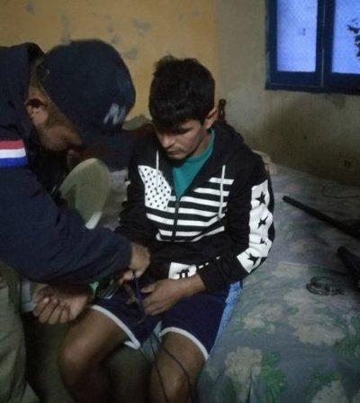 Cae microtraficante con cocaína en Asunción