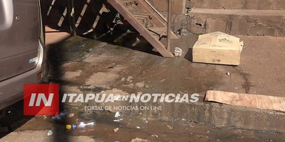 ADVIERTEN QUE LA PLACITA Y EL CIRCUITO COMERCIAL SON UNA BOMBA DE TIEMPO
