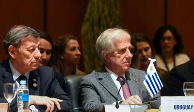 Uruguay tratará de acercar al Mercosur a China