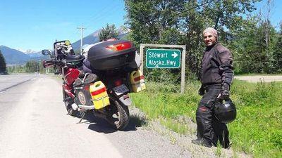 Aventura guaraní en Alaska