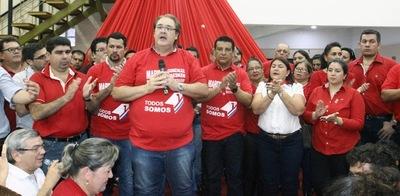 González Vaesken dice que su gestión en la Gobernación será transparente