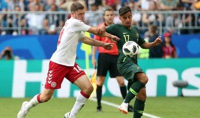 Dinamarca y Australia dejan todo para la última jornada