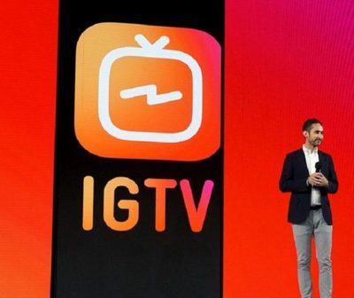 Instagram lanza IGTV: su función de TV móvil