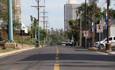 HOY / El Acceso Este ya es una realidad: inauguran avenida Laguna Grande