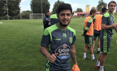 HOY / Sergio Díaz podría volver a jugar en Sudamérica