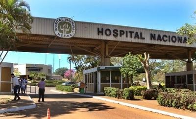 HOY / Abastecimiento en Hospital Nacional alcanza el 90 %, aseguran
