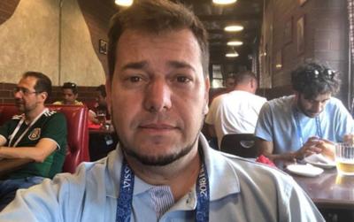"""HOY / Periodistas de Vierci repudian 'actitud mundial' de Pitu: """"Grosero, irrespetuoso y de mal gusto"""""""