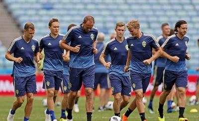 HOY / ¿Justo ahora?: Suecia pierde cuatro jugadores a un día del choque con Alemania