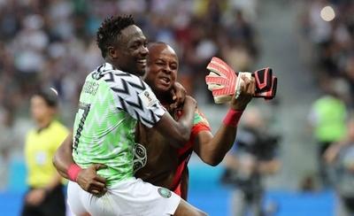 HOY / Nigeria ofrece a Argentina una esperanza