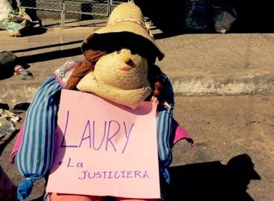 """""""Laury"""" será la Judas kái del """"Paseo de los yuyos"""""""