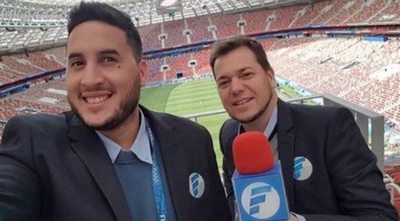 Vergüenza nacional: ¿Periodistas de Telefuturo oñemosêta por groseros?