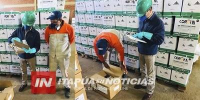 ESTRICTOS CONTROLES DE ETIQUETA DE PRODUCTOS FITOSANITARIOS EN ITAPÚA.