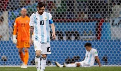 Argentina, a cara de perro, frente a la fuerza nigeriana