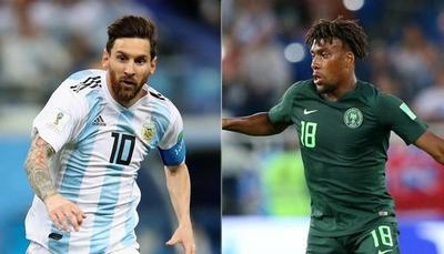Argentina mide a Nigeria con la calculadora en mano