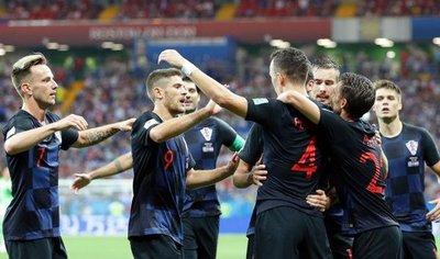 Perisic firma el pleno croata, Islandia el adiós con honor