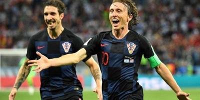 Croacia vence a Islandia y termina como lider del grupo D