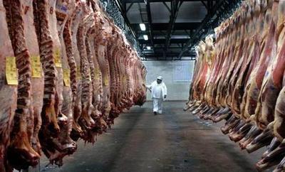 Comenzó la zafra de venta de carne a Chile
