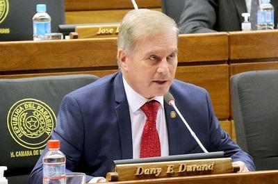 Marito confirma a Dany Durand en la Senavitat